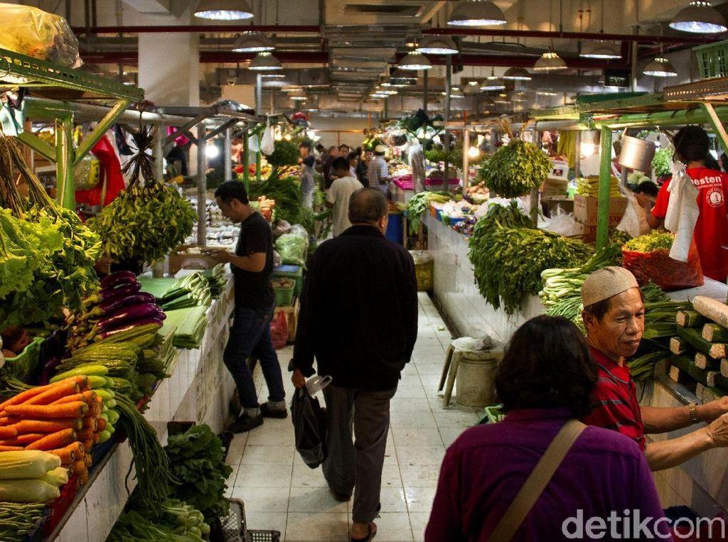 Kenapa di Jakarta Tak Ada Pasar Selasa dan Sabtu?