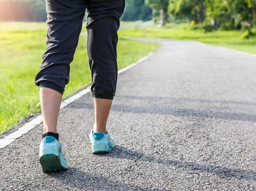 3 Kesalahan Berjalan yang Sering Terjadi Namun Disepelekan