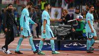 Dua Musim Beruntun Barca Disingkirkan Tim Italia di Perempatfinal