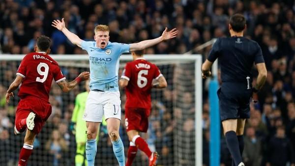 City Kalah dari MU dan Liverpool Gara-Gara Wasit
