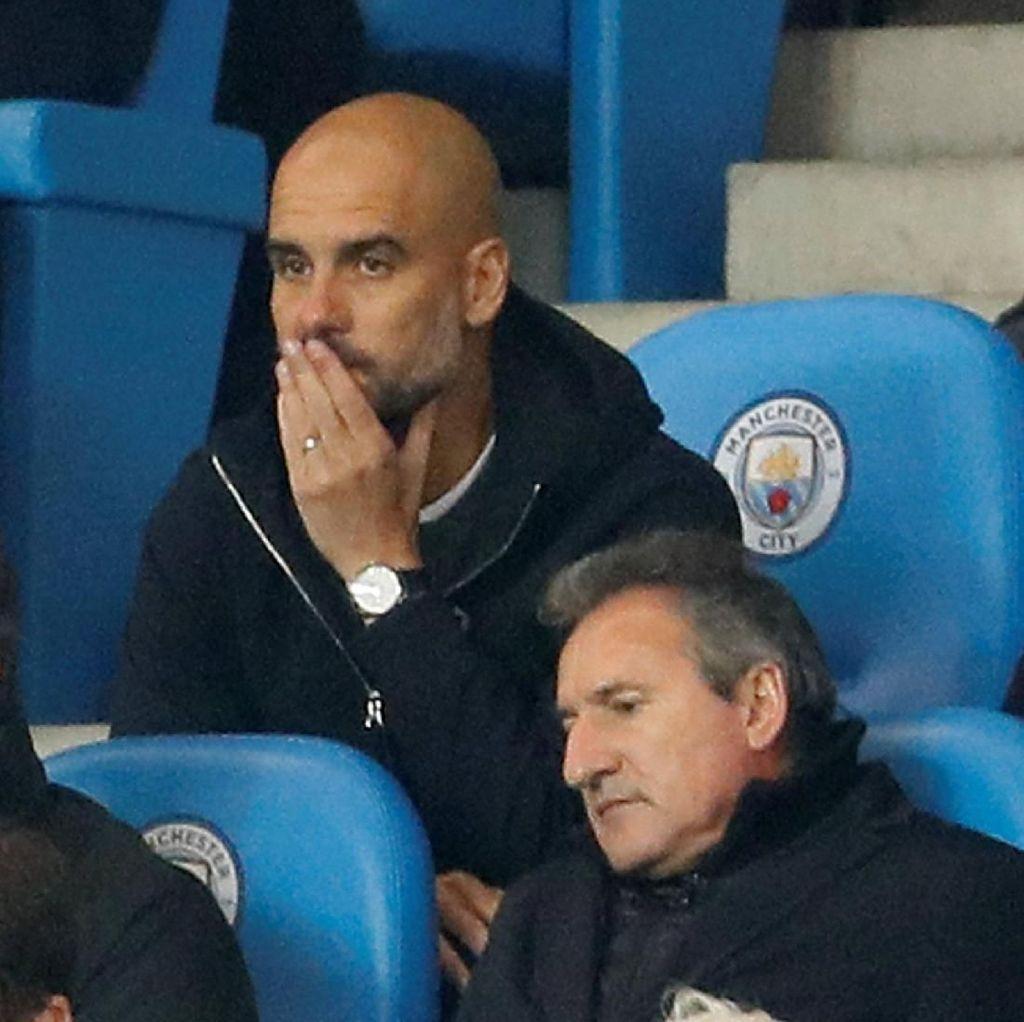 Pep Guardiola Dihukum UEFA