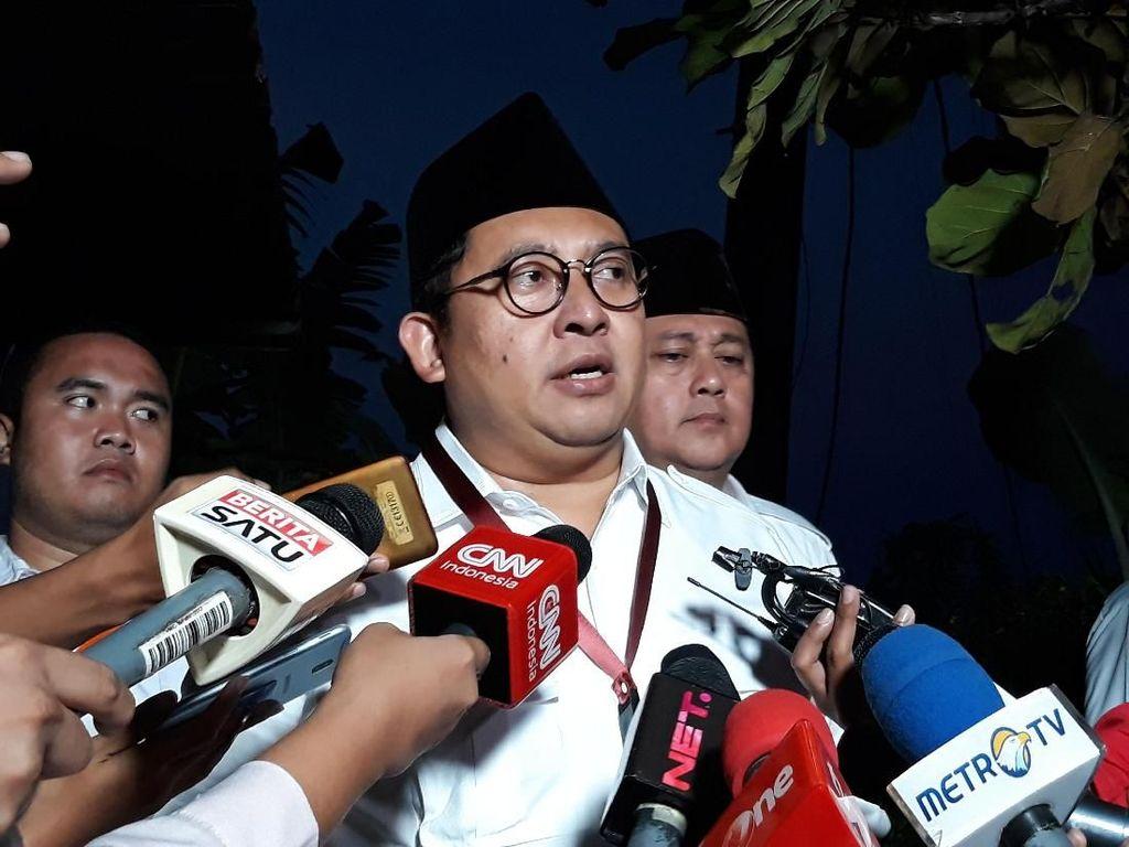 Ngabalin Masuk Istana, Fadli Zon Minta KSP Dibubarkan