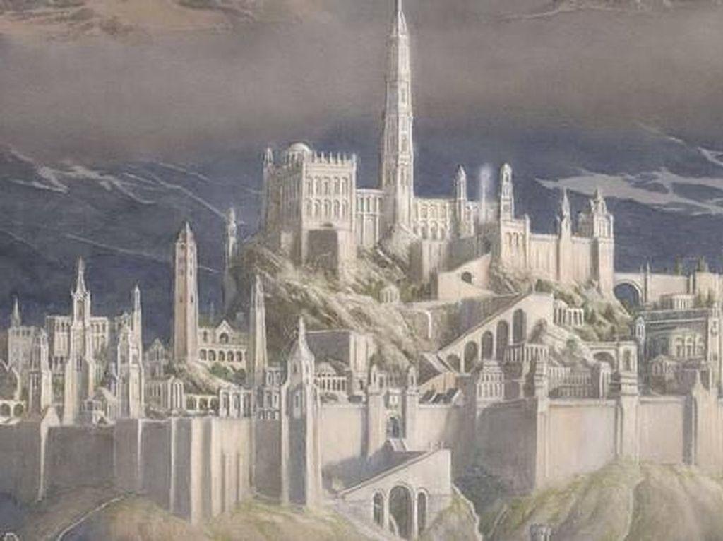 Novel Baru JRR Tolkien The Fall of Gondolin akan Rilis 2018