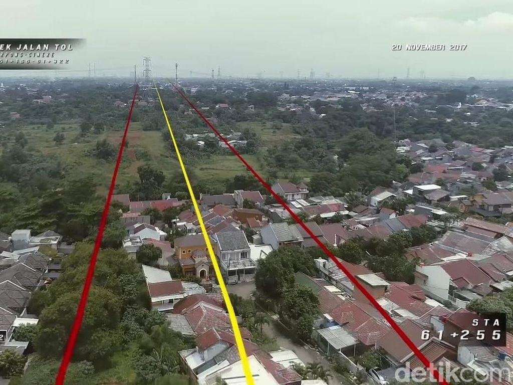 Cinere-Serpong Tersambung Bandara Soekarno-Hatta Maret 2020