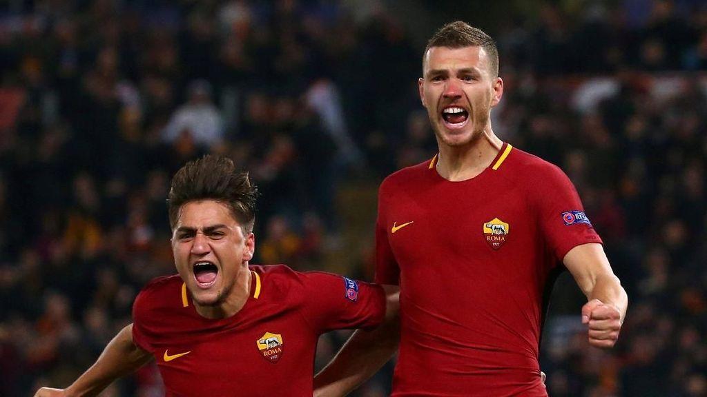 Dzeko: Di Roma, Saya Jauh Lebih Oke daripada Saat di City