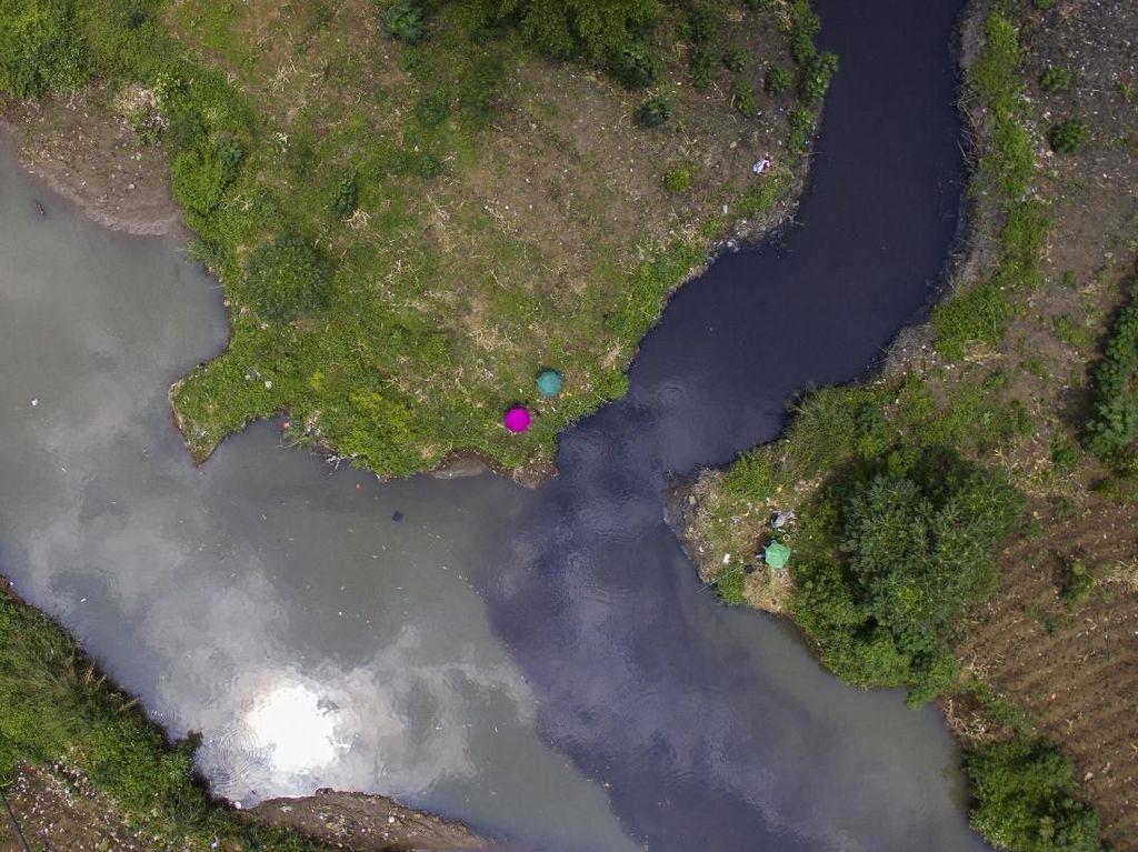 Satgas Citarum Pergoki 19 Pabrik yang Buang Limbah ke Sungai