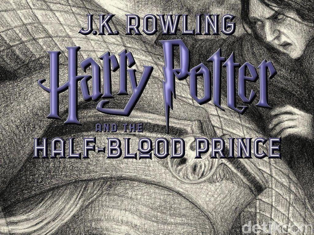 Ultah ke-20, 7 Sampul Buku Harry Potter Dipercantik
