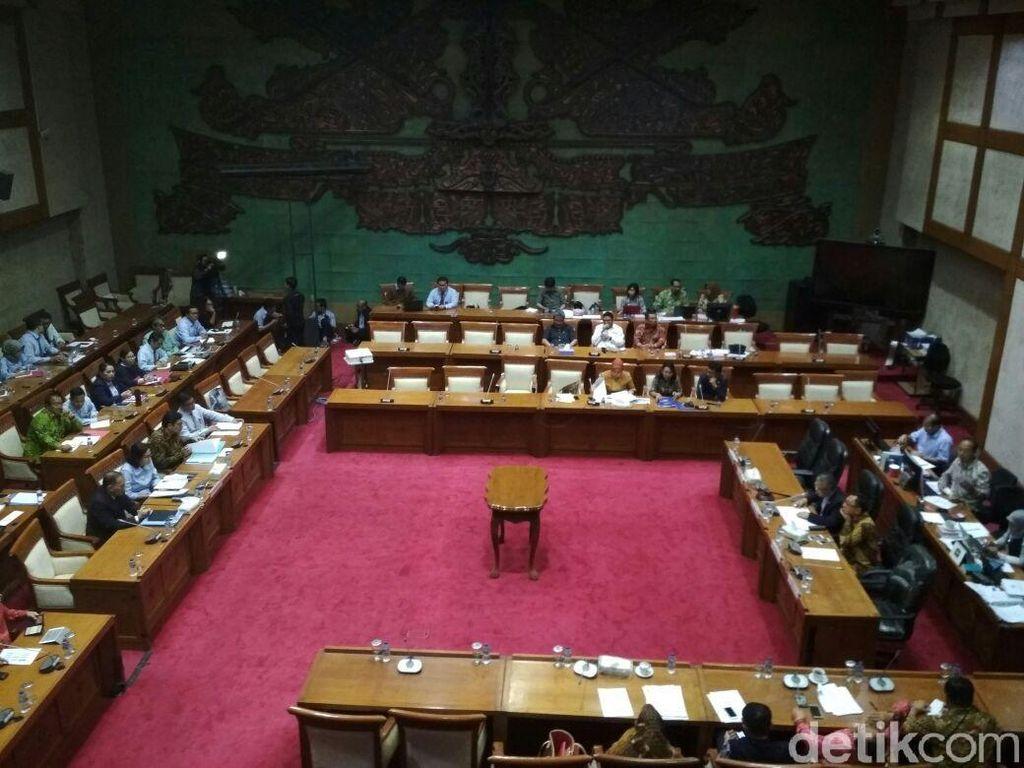 DPR Tunda Rapat soal Anggaran Dengan Kemenkeu dan Bappenas