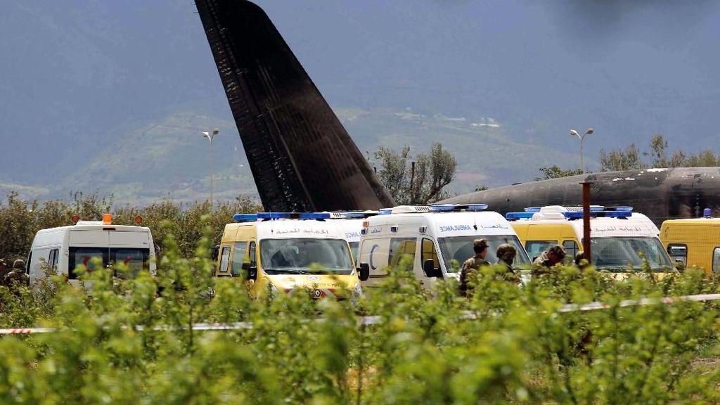 Korban Tewas Jadi 257 Orang, Ini Pesawat Aljazair yang Jatuh