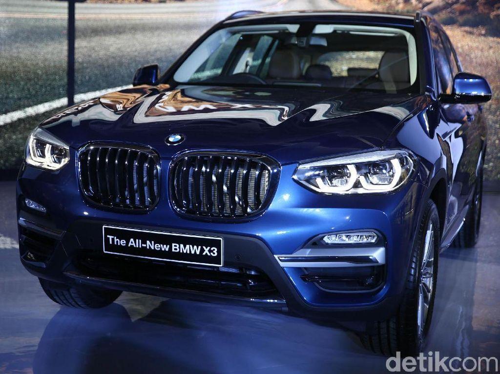 BMW X3 Anyar Laris Manis
