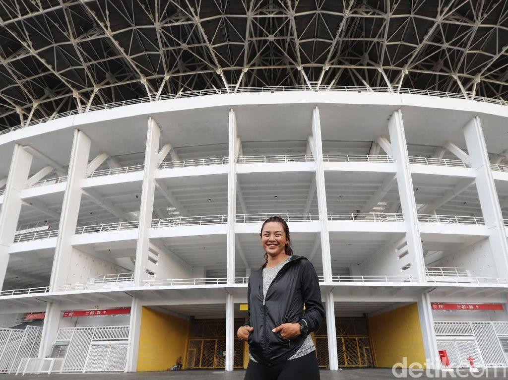 Dinda: Kalau Cari Uang Jangan di Olahraga, Ini Untuk Indonesia!