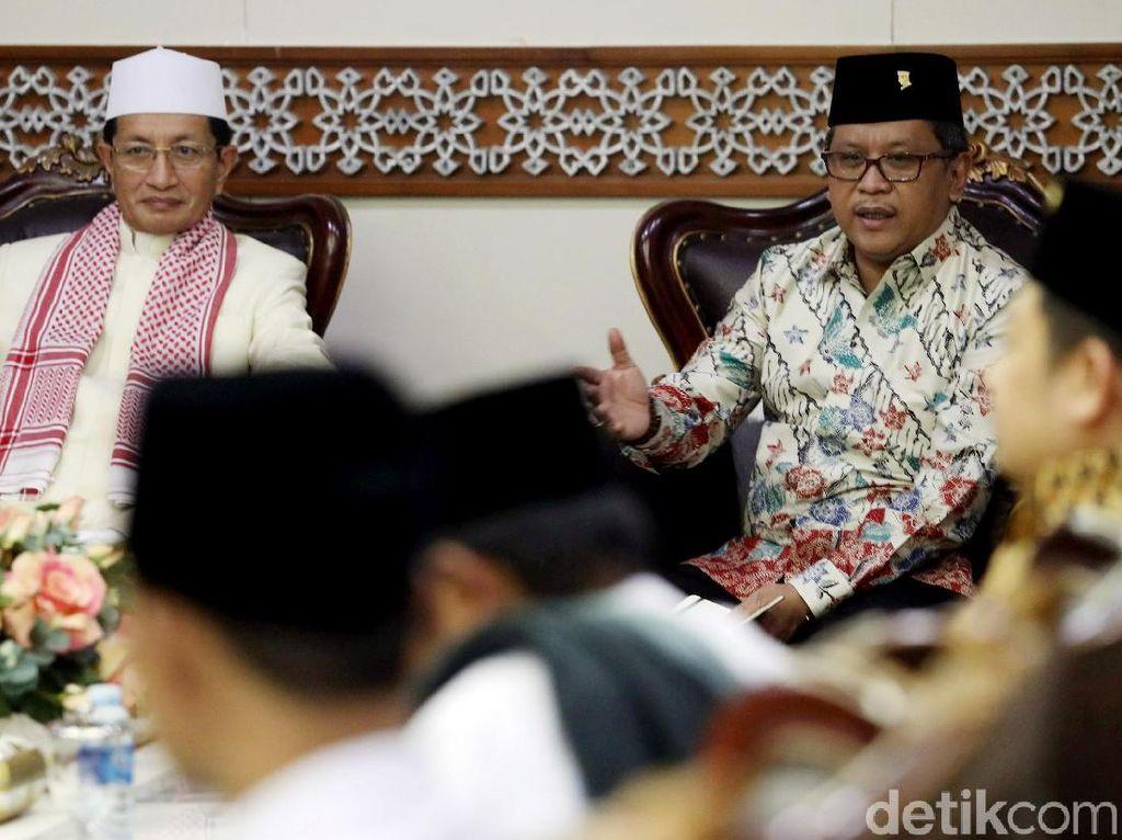 PDIP Silaturahmi ke Imam Besar Masjid Istiqlal