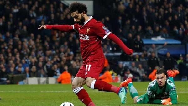 Penegas Mautnya Kaki Kiri Mohamed Salah