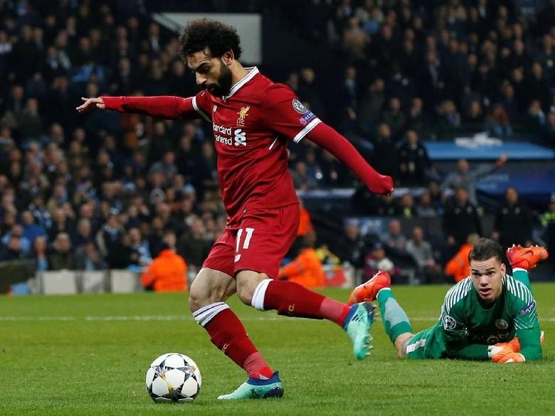 Salto Ronaldo Kalah Favorit dari Gol Salah