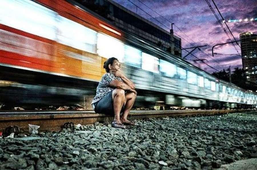 Potret Kawasan Kumuh Jakarta oleh Fotografer Asing