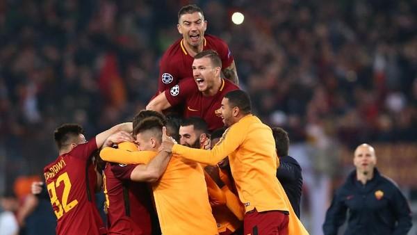 Sudah Sampai Semifinal, Roma Ingin Lebih