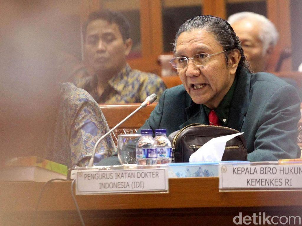 DPR dan IDI Rapat Bahas dr Terawan