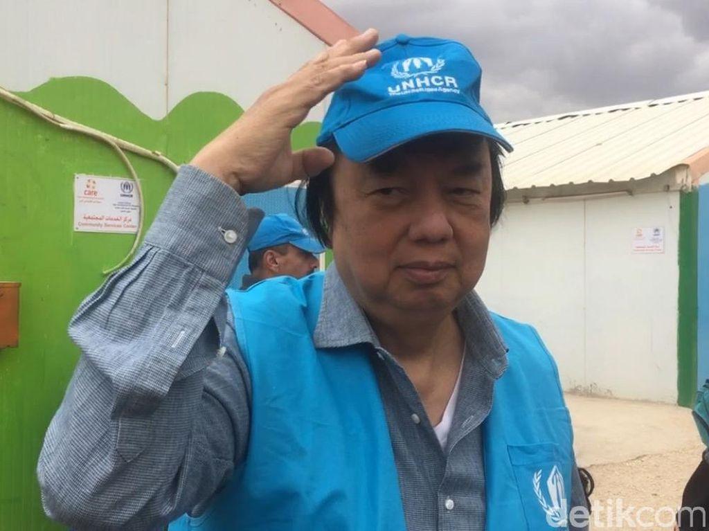 Kekecewaan Dato Tahir Terhadap Pengelolaan Pengungsi Suriah