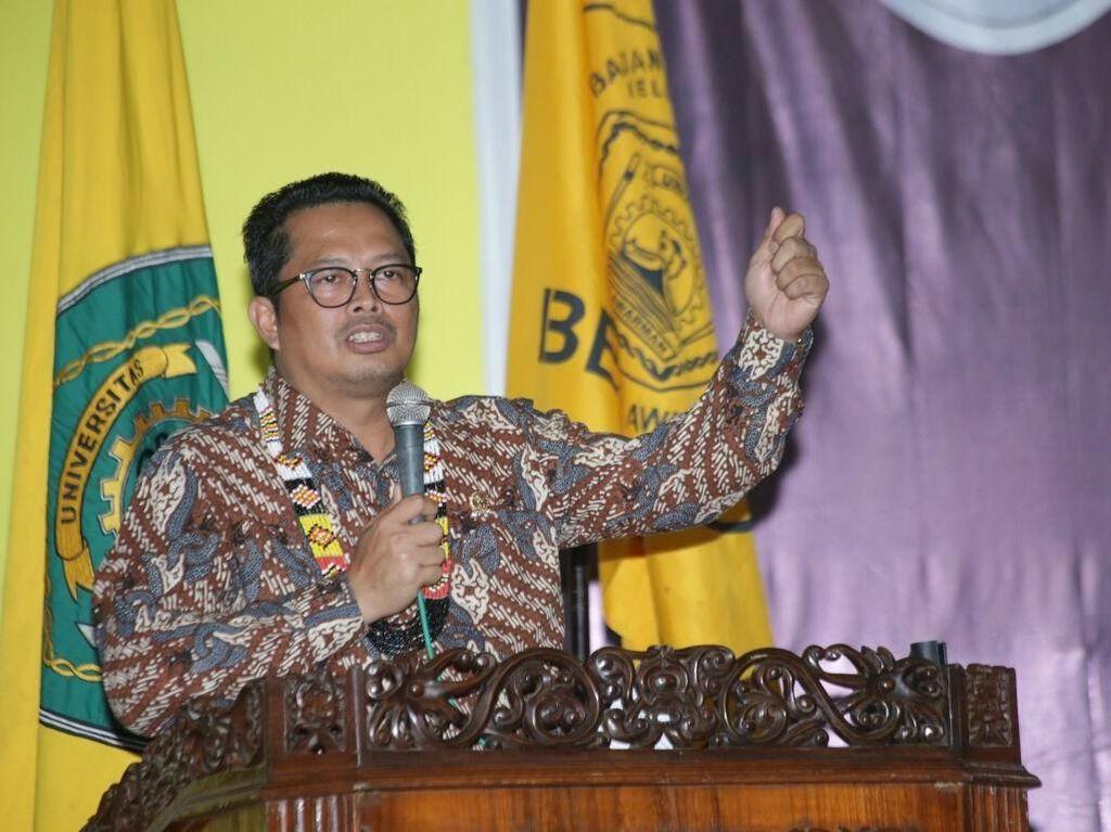 Pimpinan MPR Motivasi Pemuda Hadapi Bonus Demografi