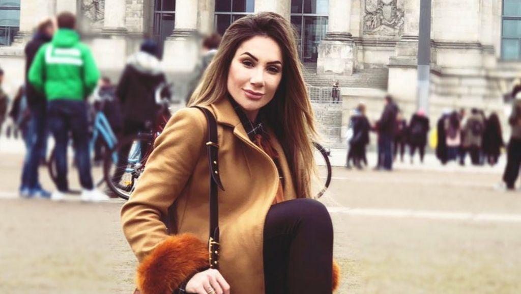 Intip Liburannya Larissa Pereira, Si Istri Cantik Firmino
