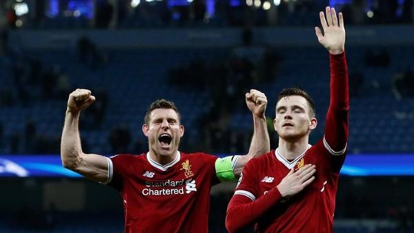 Gol Cepat City Bangunkan Liverpool