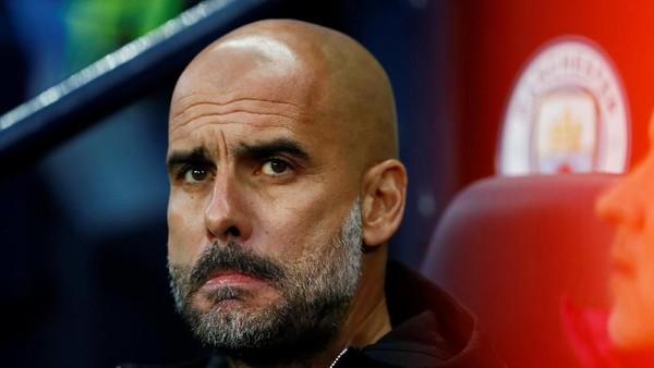 Usai Tinggalkan Barca, Pep Selalu Gagal ke Final Liga Champions