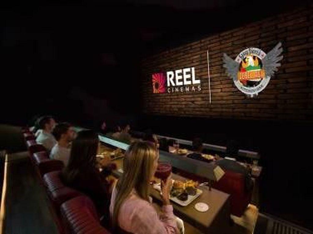 Di Dubai Kini Bisa Nonton Bioskop Sambil Nikmati Dinner Lengkap