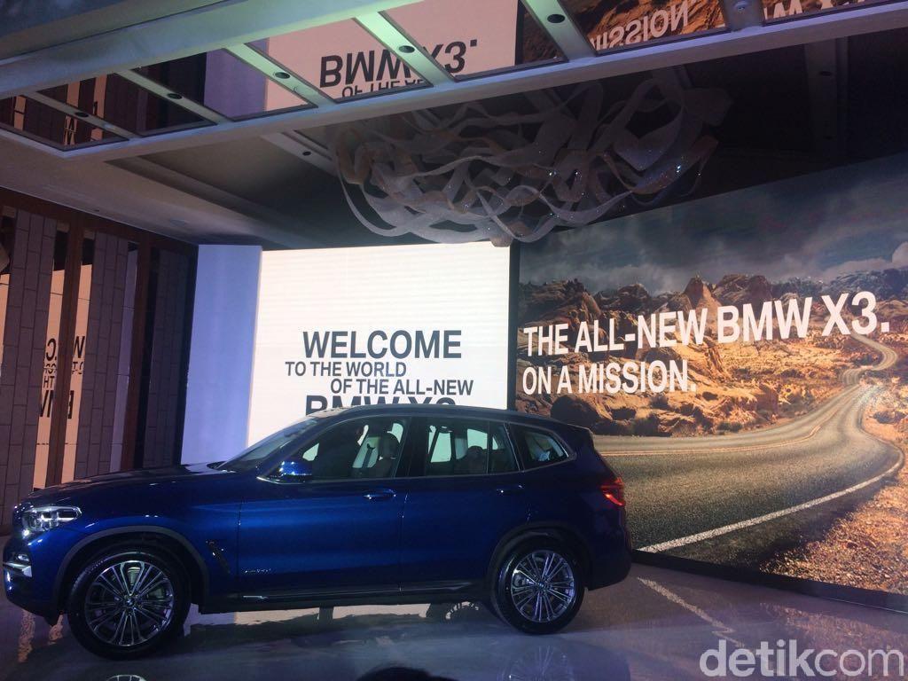 SUV Terbaru BMW di Indonesia Ini Dibanderol Rp 1 Miliaran
