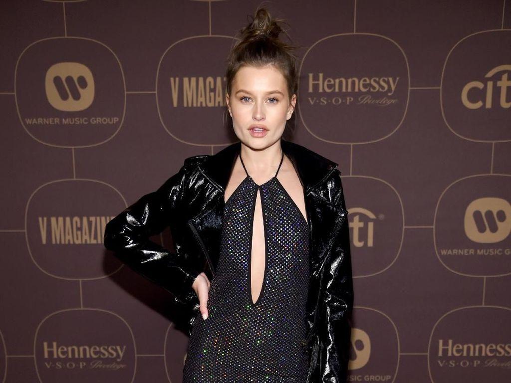Ini Model Seksi Majalah Playboy, Pacar Baru Brooklyn Beckham
