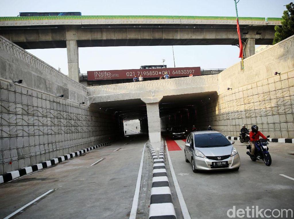 Underpass Mampang Lancar Jaya