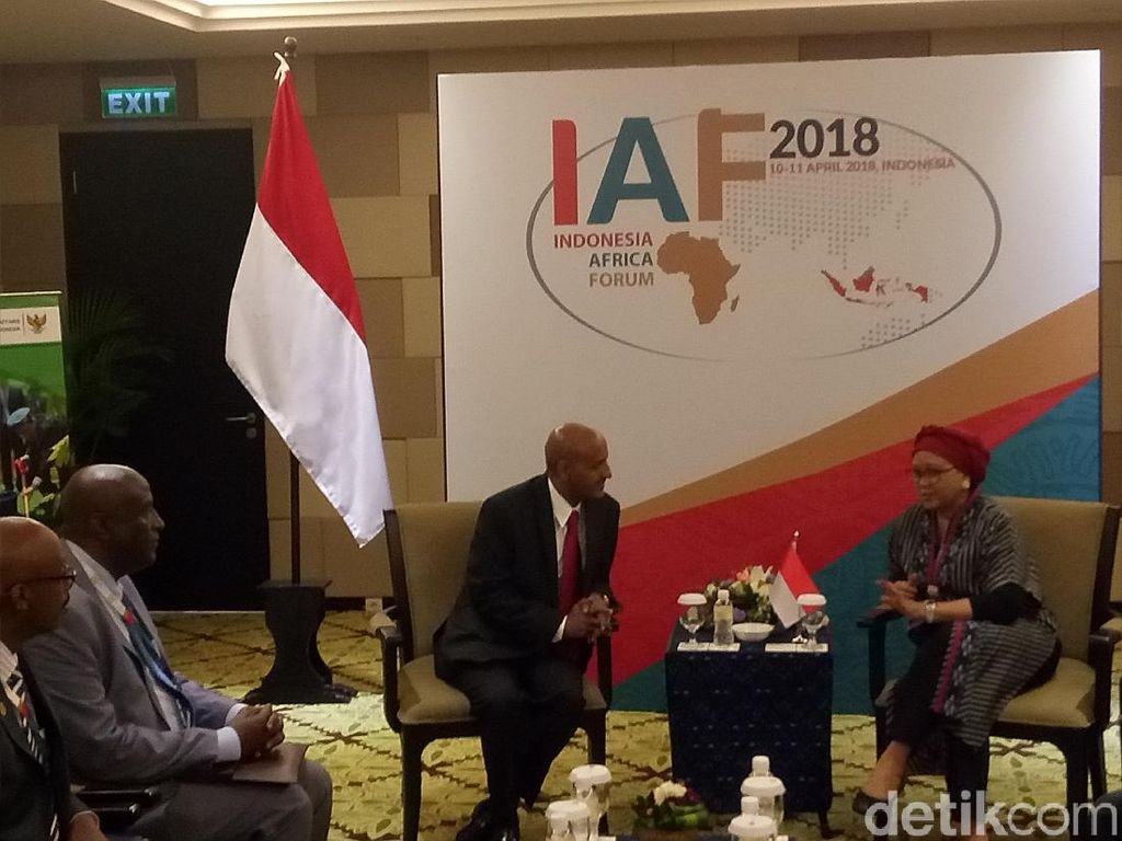 RI Buka Penerbangan Langsung Jakarta-Addis Ababa Tahun Ini