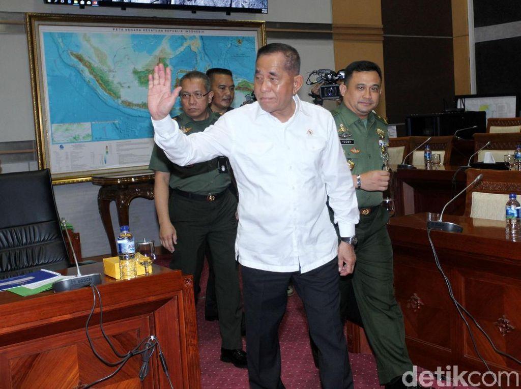 Menhan Sambut Baik Ide soal Pasukan Super Elite TNI
