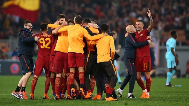 Roma Bisa Sampai Di Semifinal Bukan Sebab Kebetulan