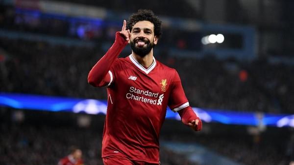 Tentang Mohamed Salah yang Sedang Panas-Panasnya