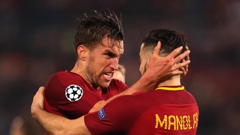 Spalletti Angkat Topi untuk Roma yang Mampu Hancurkan Barcelona