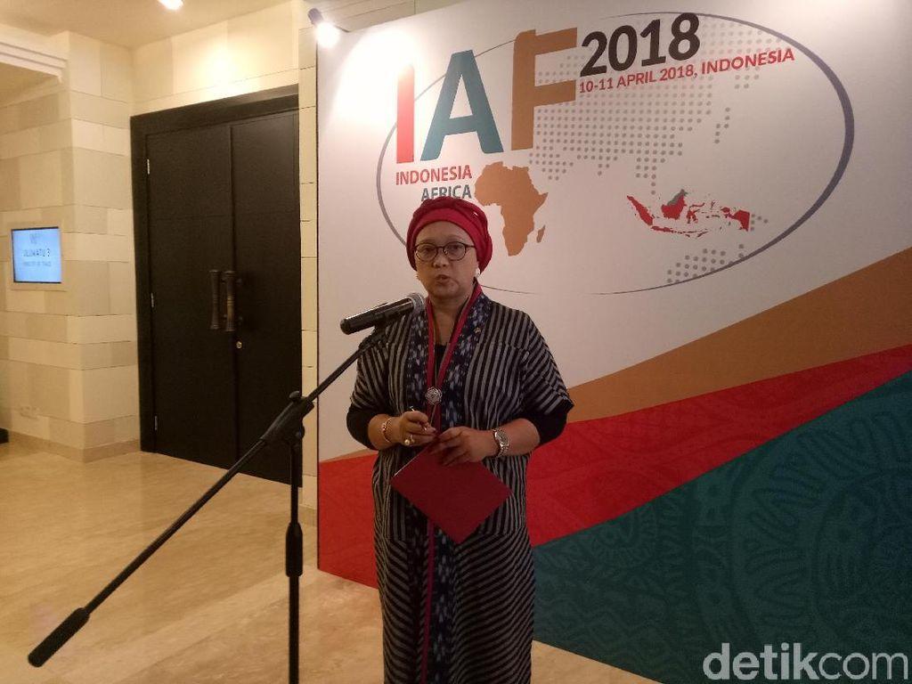 Perkuat Hubungan Diplomatik, RI akan Tambah Perwakilan di Afrika