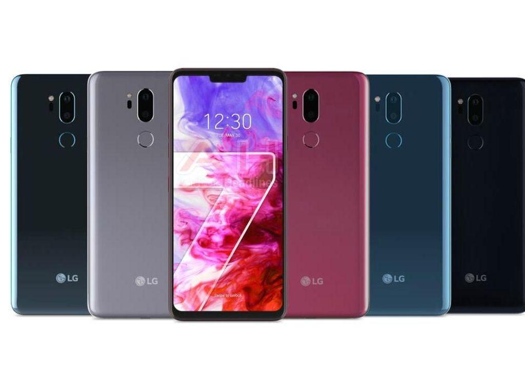 G7 Pakai Poni, LG: Kami Tidak Jiplak Apple!