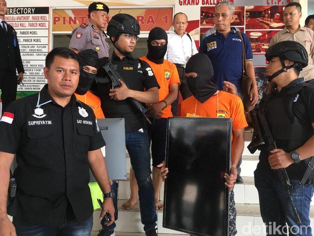 Petugas Cleaning Service Pimpin Pencurian di Apartemen di Jakbar