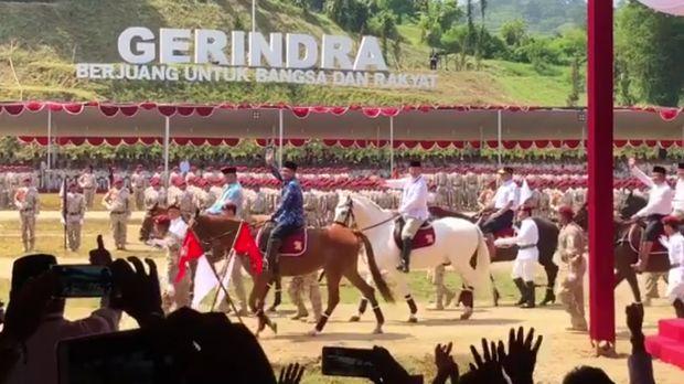 Inikah Koalisi Segajah yang Didambakan Prabowo?