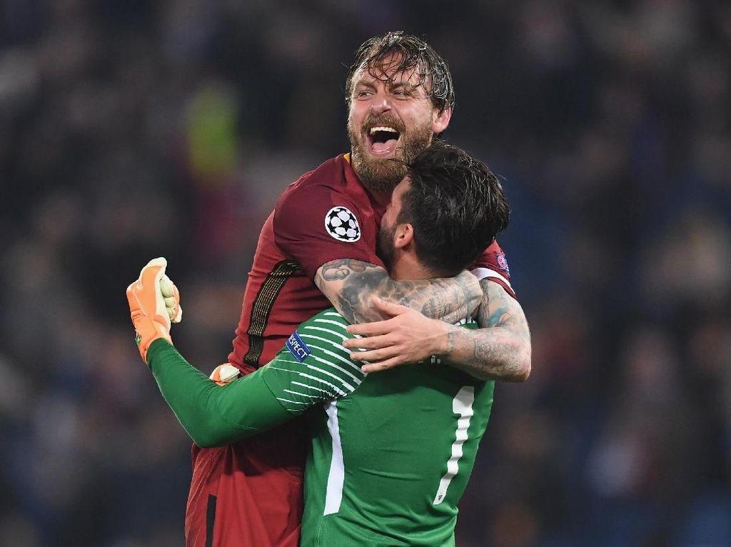 Tak Khawatirkan Hasil Drawing Semifinal, Roma Juga Fokus Derby Ibukota