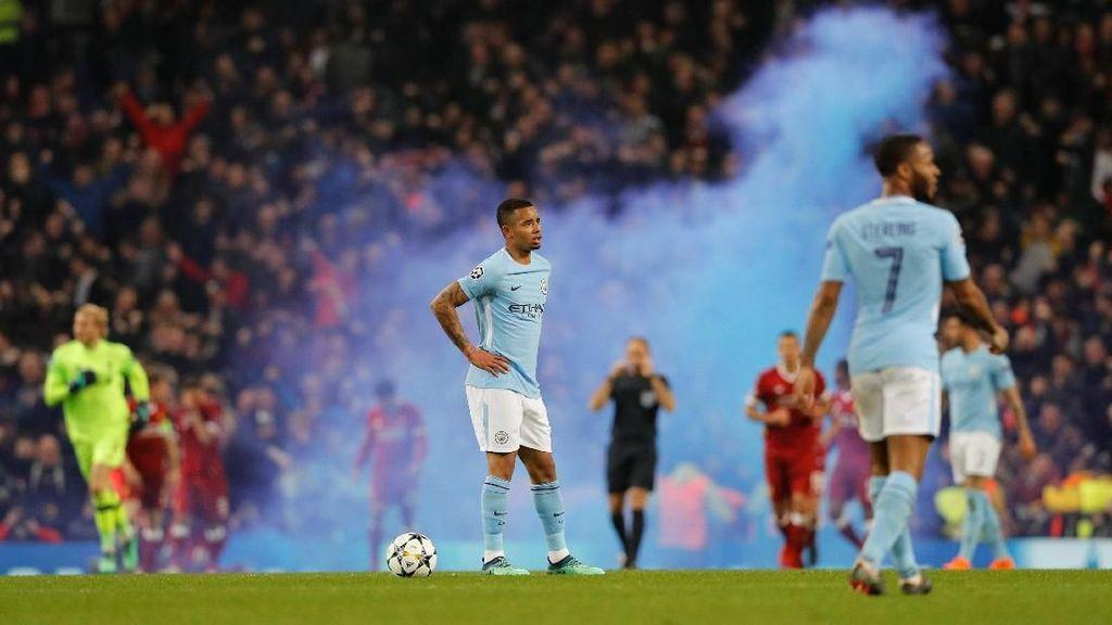 Malam Kelabu Manchester City di Etihad
