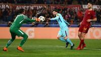 Lagi, Messi Mandul di Perempatfinal Liga Champions