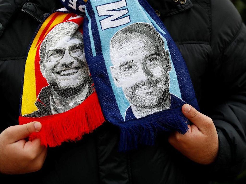 Karena Klopp Masih Jadi Momok Guardiola