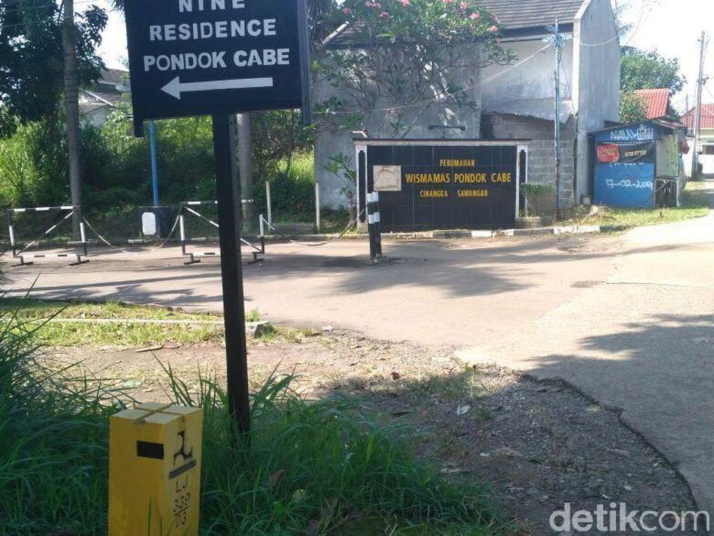 Harap-harap Cemas Warga Pondok Cabe Rumahnya Kena Gusur Tol