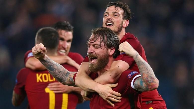 Roma Samai Catatan Deportivo dan Barca