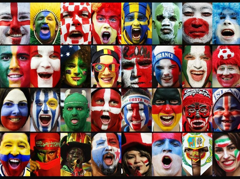 Tiket Piala Dunia Paling Banyak Dibeli Orang Amerika