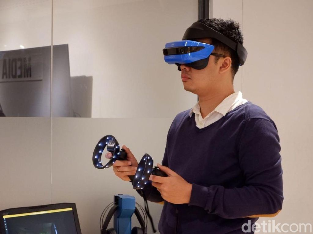 Bisnis Virtual dan Augmented Reality Kian Menggiurkan