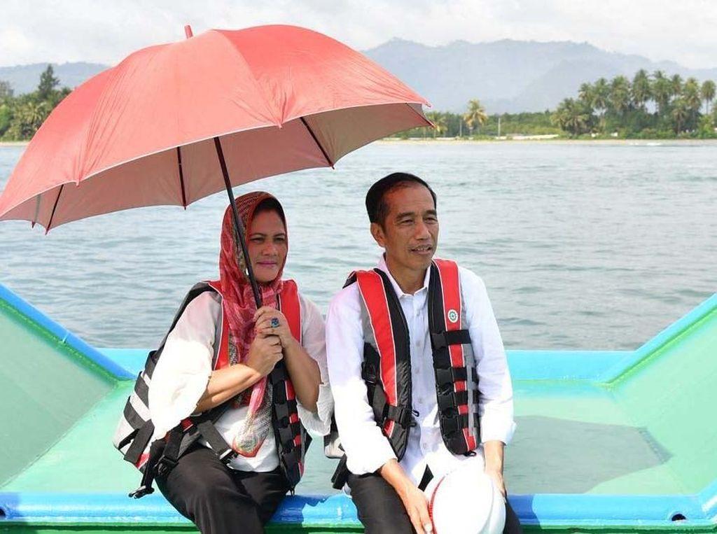 Ibu Iriana Jokowi Nunggu Pesawat 3 Jam, Ini Bisa Dilakukan Agar Tak Pegal