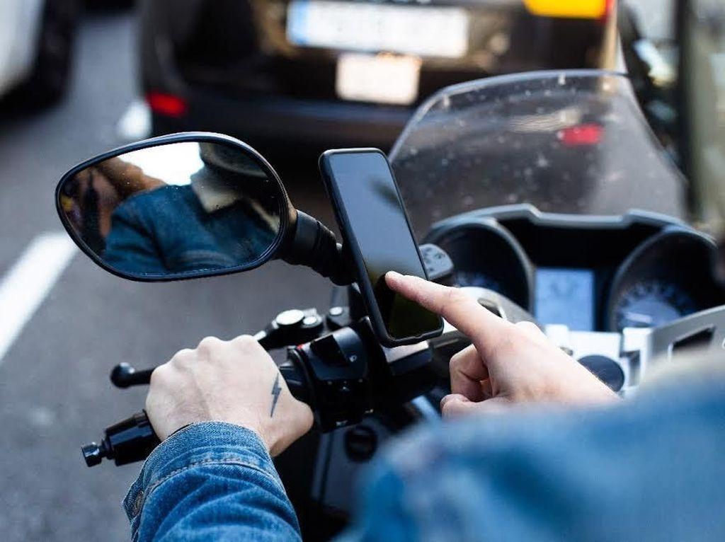 Ini Aplikasi yang Permudah Aktivitas Pengendara Motor