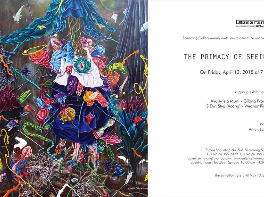 Semarang Gallery Persembahkan Karya 4 Seniman Muda Yogyakarta